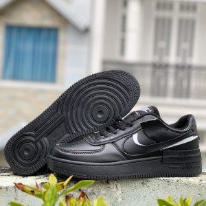 SỈ giày NIKE AIRFORCE SHADOW ĐEN