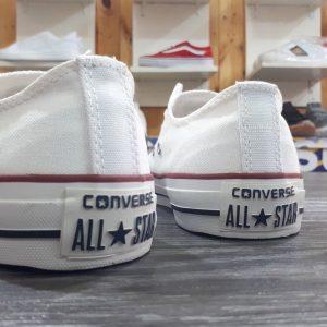 Sỉ giày converse trắng cổ thấp