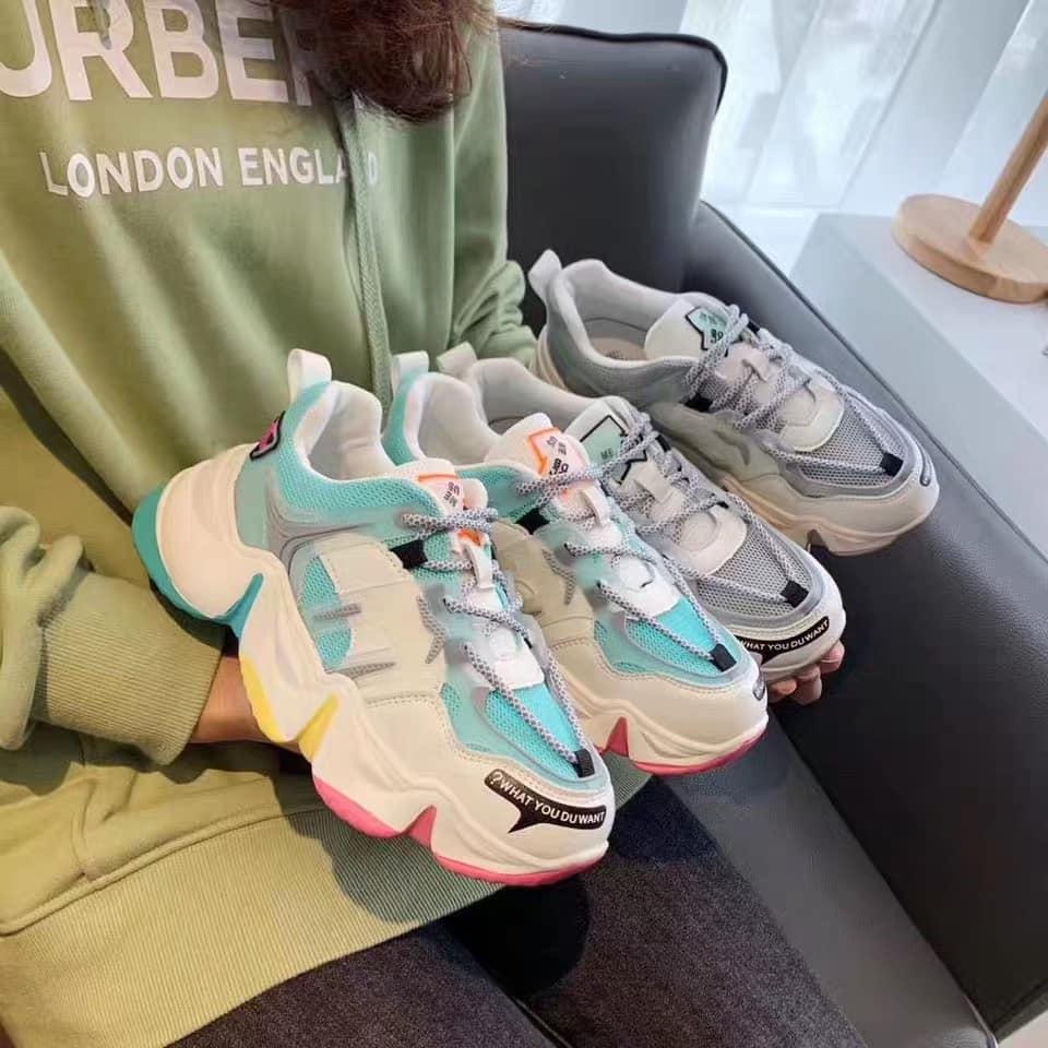 Sỉ giày bata nữ