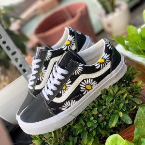 sỉ giày vans hoa cúc