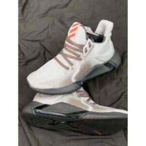 giày Allpha Bounce trắng nâu