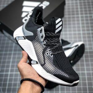 giày Allpha Bounce trắng đen