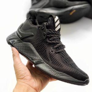 giày Allpha Bounce full đen