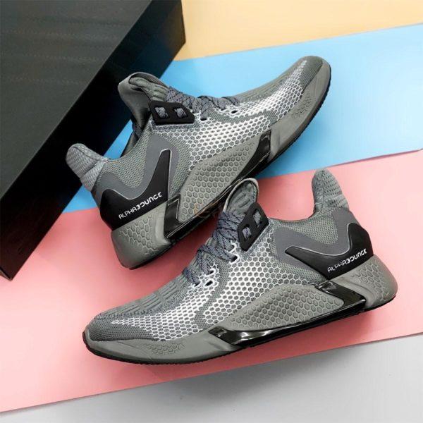Giày Allpha Bounce 2020 Replica đen xám