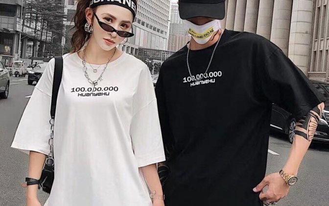 nguồn sỉ áo thun unisex chất lượng tại Minh Khánh