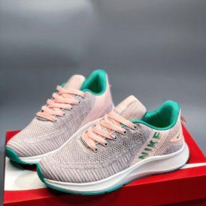 Giày Nike Zoom V202 xám cam Nữ